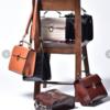 【SVEC シュベック スクエア ショルダー ハンド バッグ】このお値段で、ハンドバッグ・ショルダーバッグどちらにもなる優れもの!クラシカルでキュートなバッグ♡