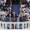 トランプ新大統領: 『最も恐ろしい』就任演説