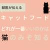 【獣医が伝える】キャットフード、どれが一番いいのかは猫のみぞ知る