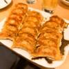 餃子王道頓堀本店で餃子や「TKG」を堪能してきました