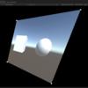 Unity で画面出力を変形するイメージエフェクトを作ってみた