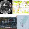 【台風情報】『猛烈な』台風25号の東には台風26号のたまごが!米軍・ヨーロッパ中期予報センターの進路予想では東経180度は越えず、『越境台風』とはならない見込み!!
