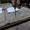 【瓦屋根】1級かわらぶき技能士が手掛ける日本瓦の棟積み直し工事(2段目から完了まで)