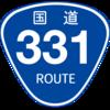 No.104 国道331号