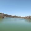 早春の当別ドライブ ― 青山ダム ―
