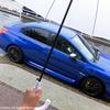 【SUBARU】 WRX STI (D型)  雨の日には洗車を & ナビ不具合の進展