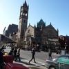 米国横断旅の記録:トラディッショナルで重厚なボストンの街並み