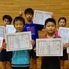 【 試合結果 】令和元年度全日本卓球選手権(カデットの部)宮城県予選