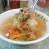 デイープな台湾旅行記〜1日目基隆廟口夜市で食べ歩き、魚介スープが美味しかった!!