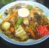 駅前ラーメンせいちゃん@余市 チャー麺(あんかけ焼きそば)