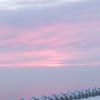 朝日に照らされた流氷が見たい!!