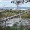 蓬莱橋(静岡県島田市)-世界最長の木造歩道橋