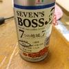 懸賞で当たった缶コーヒー(SEVEN`S BOSS 東北仕様)を交換してきました・。・