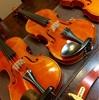 楽器の弾き比べが楽しかった話【耳が成長した!?】