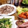 ☆自宅でジビエ☆美味しいイノシシ肉とビール☆