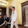 【結婚式当日】簡単なレポ*挙式~ブーケトス編