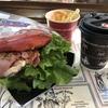 2018.1.24 ライトニング・サンド(ローストポーク&チーズ)