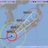 台風18号大暴れ