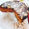 アメリカンベーキング教室 - レモンリコッタアーモンドケーキ