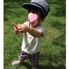 てんかんの子供用に保護帽子購入しました。おしゃれなabonet+JARIがおすすめな3つの理由☆