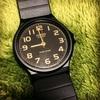 時計は腕時計派。