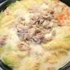 【ローカボ】豚肉とキャベツと玉ねぎと人参煮たやつ