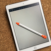 iPad(第6世代)で日本語手書きメモ