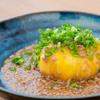 """【三浦野菜】""""黄カブを使った""""カブのそぼろあんかけのレシピ・作り方"""