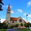 タンペレに行ったらこちらも!かわいい教会とずっと歩いていたくなる街並みにメルヘン気分