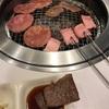 焼き肉とアイス