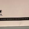 JCBザ・クラス メンバーズセレクション2019到着!