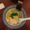 濃厚鶏そば麺屋武一(ホーチミン)濃厚醤油鶏らーめん 129000ドン(約630円)