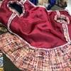【犬の服】比較的簡単な裏地の付け方とワンピースの縫い方♪