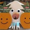 北海道マラソンで「イカ仮装パイナップルエイド」出すよ