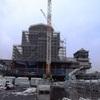 地震から1年9カ月 熊本城大天守最上階、4月完成へ