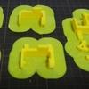 3Dプリンターでロボット作ってみる その3 3Dプリンタートラブルシューティング「部品歪み」編 経過報告