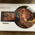 【液タブ】XP-Pen 「Artist15.6」 をレビュー