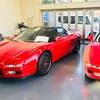Alfa Romeo GIULIETTA タイヤ交換&冷却水リザーブタンク交換