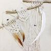 宮崎市雑貨屋 コレット~7月のワークショップは『ナチュラル素材で作る、洗練されたタペストリー』