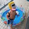 プールとメルちゃんと2歳男児 男の子でも遊べるの?