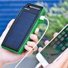 災害時にはソーラーパネルで充電できるモバイルバッテリーが便利!!