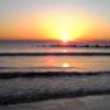 九十九里町 片貝海岸 を全天球で360どみれる写真