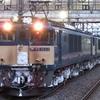 元旦恒例!EF64 4重連(8467レ)in南松本・松本・明科駅[2021年1月1日]
