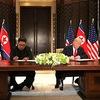 今日も憂鬱な朝鮮半島55 米朝会談、非核化を「約束」しただけで終わった