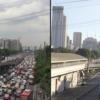 極限の1,300万人超巨大都市 マニラ首都圏Lock down(封鎖)前後の風景 一方日本は・・・