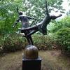 札幌芸術の森。砂澤ビッキ展。