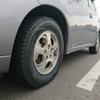 アウトランダーPHEV スタッドレスタイヤ再履き替え