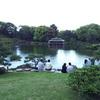 みどりの日はタダで入れる清澄庭園