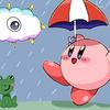 梅雨カービィ