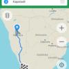 アフリカ旅行10カ国目 最終地南アフリカへ アフリカ旅行30日目@ナミビア ウィントフックー南アフリカ ケープタウン